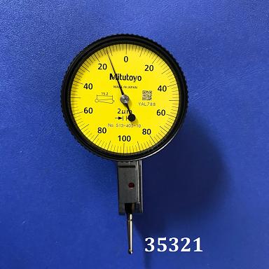 Đồng hồ so chân gập 0-0.2/0.002 mm  513-405-10E MITUTOYO