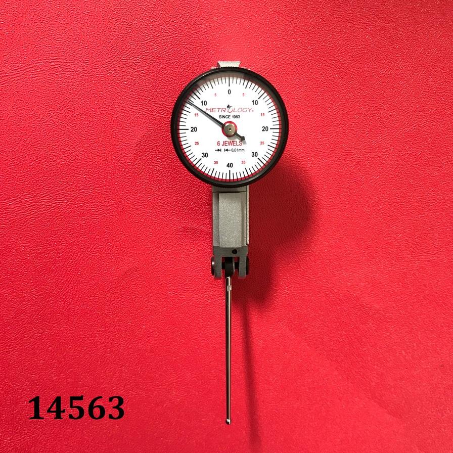 Đồng hồ so chân gập 0-0.8mm  LD-9001SL Metrology