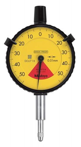 Đồng hồ so cơ khí (1mm/0.01mm) dial indicator 2972TB MITUTOYO