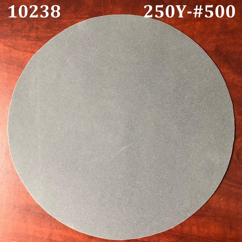 Giấy mài  có dính độ mịn 500, đường kính 250mm  250Y-500 Herzog