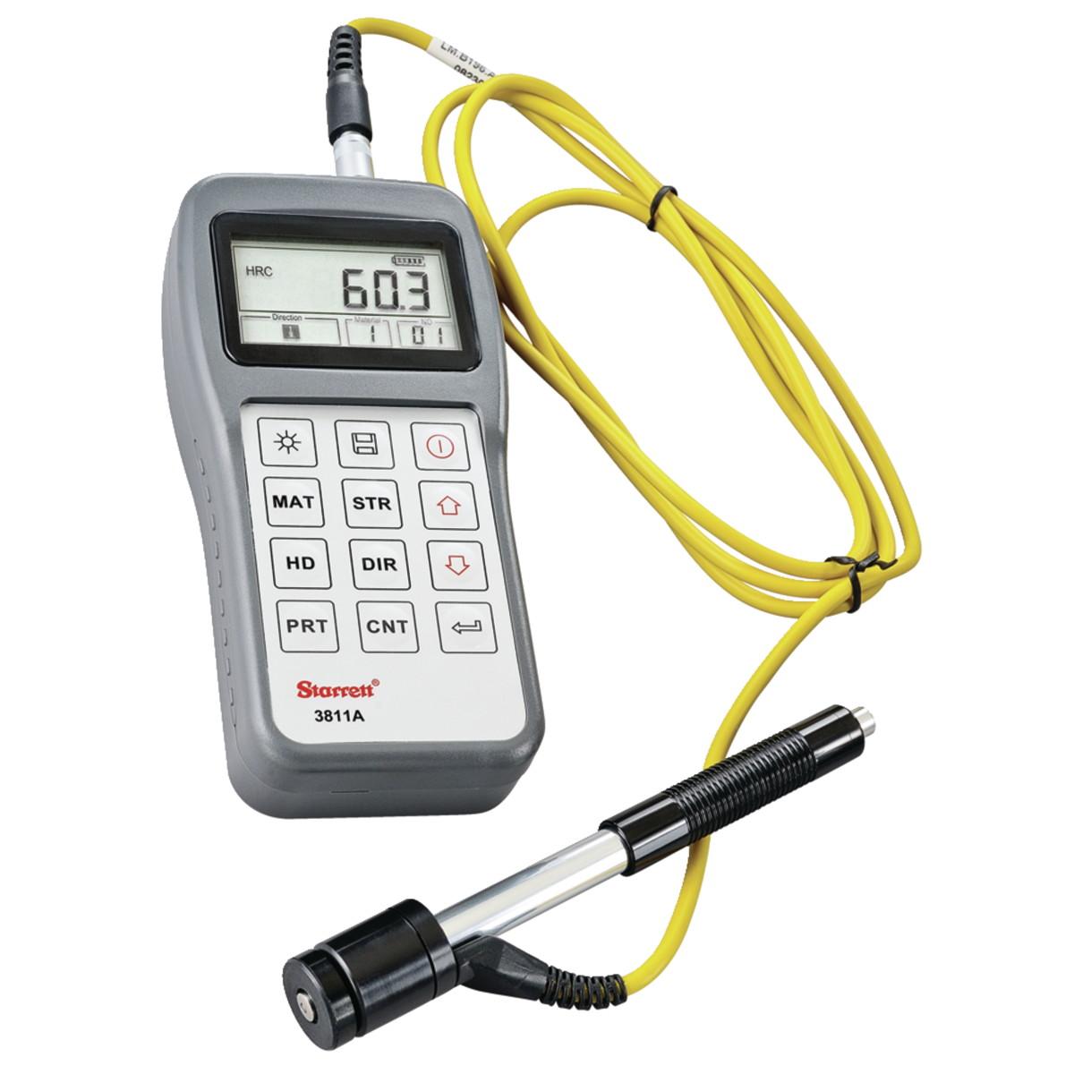 Hiệu chuẩn Máy đo độ cứng kim loại cầm tay 3811A-CALIBRATION Starrett
