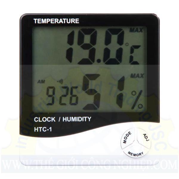 Hiệu chuẩn nhiệt ẩm kế HTC-1-CALIBRATION MANDMPRO