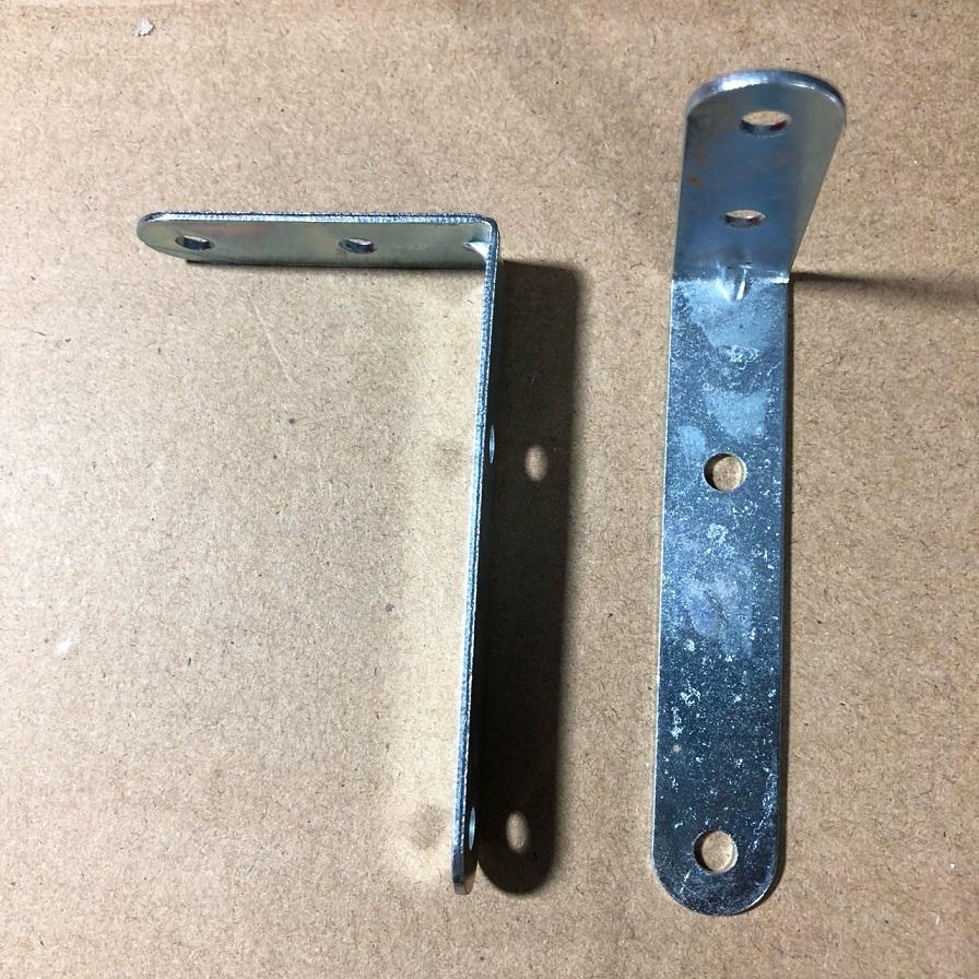 Ke sắt mạ kẽm 8cm ke mini 8cm TGCN-30913 VietnamMaterials