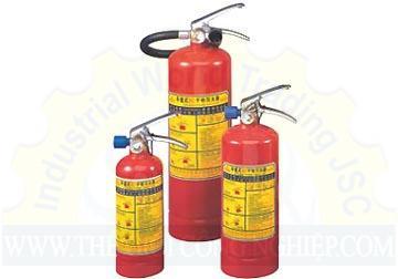 Nạp bình chữa cháy bột ABC 6kg  TGCN-39131 Vietnam