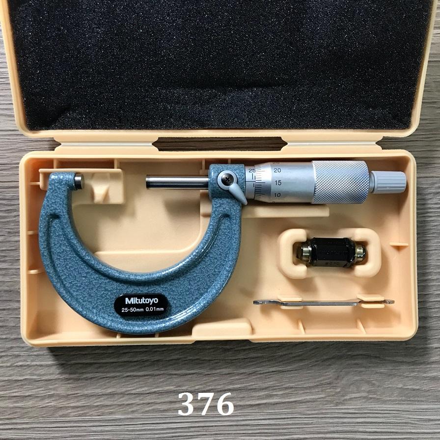 Panme đo ngoài cơ 25-50mm  103-138 MITUTOYO