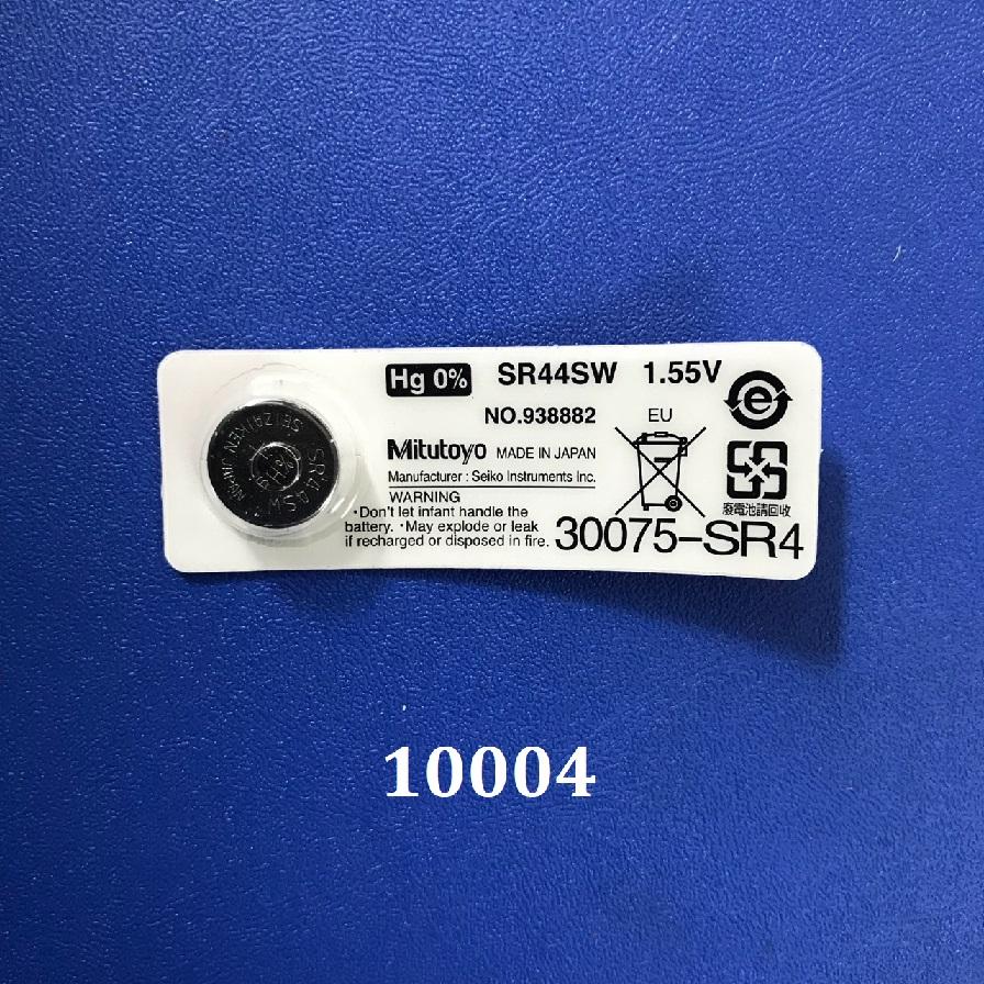 Pin điện tử thay thế 1.55V  SR44(938882) MITUTOYO