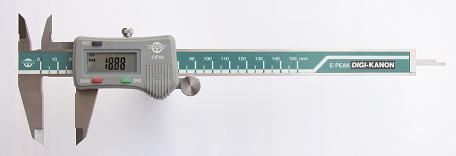 Thước cặp điện tử 150/0.01 mm digital caliper E-PEAK15 Kanon