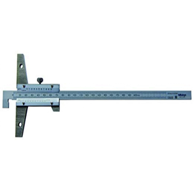 Thước đo sâu cơ 300mm  527-413 MITUTOYO