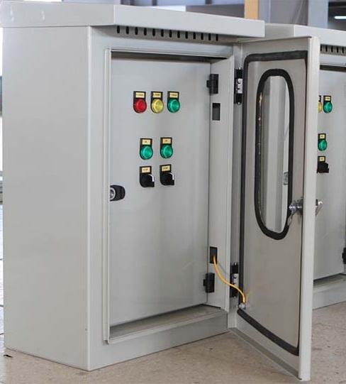 Tủ điện 2 lớp 600 x 400 x 250 dày 1.5mm TGCN-38825 VietnamElectricity