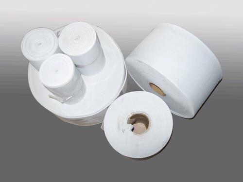 Băng cuốn trắng điều hòa 8cm dài 10m simily quấn ống đồng TGCN-39418 OEM-1704