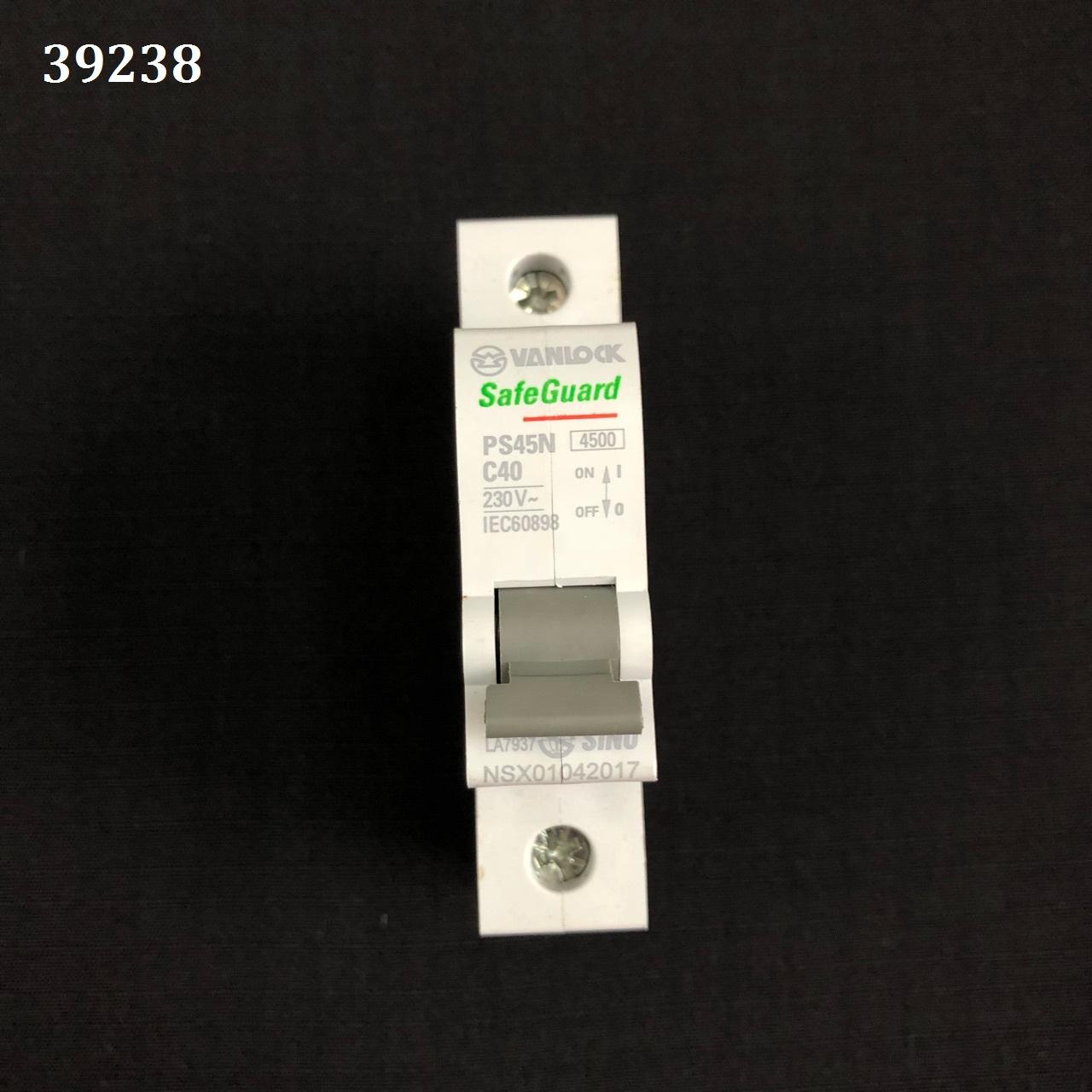 Cầu dao tự động  PS45N/C1040 SINO