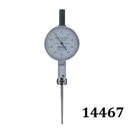 Đồng hồ so chân gập 1mm PCN-1LU PEACOCK