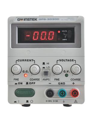 Nguồn DC tuyến tính 30V, 3A, 90W  GPS-3030D GWinstek