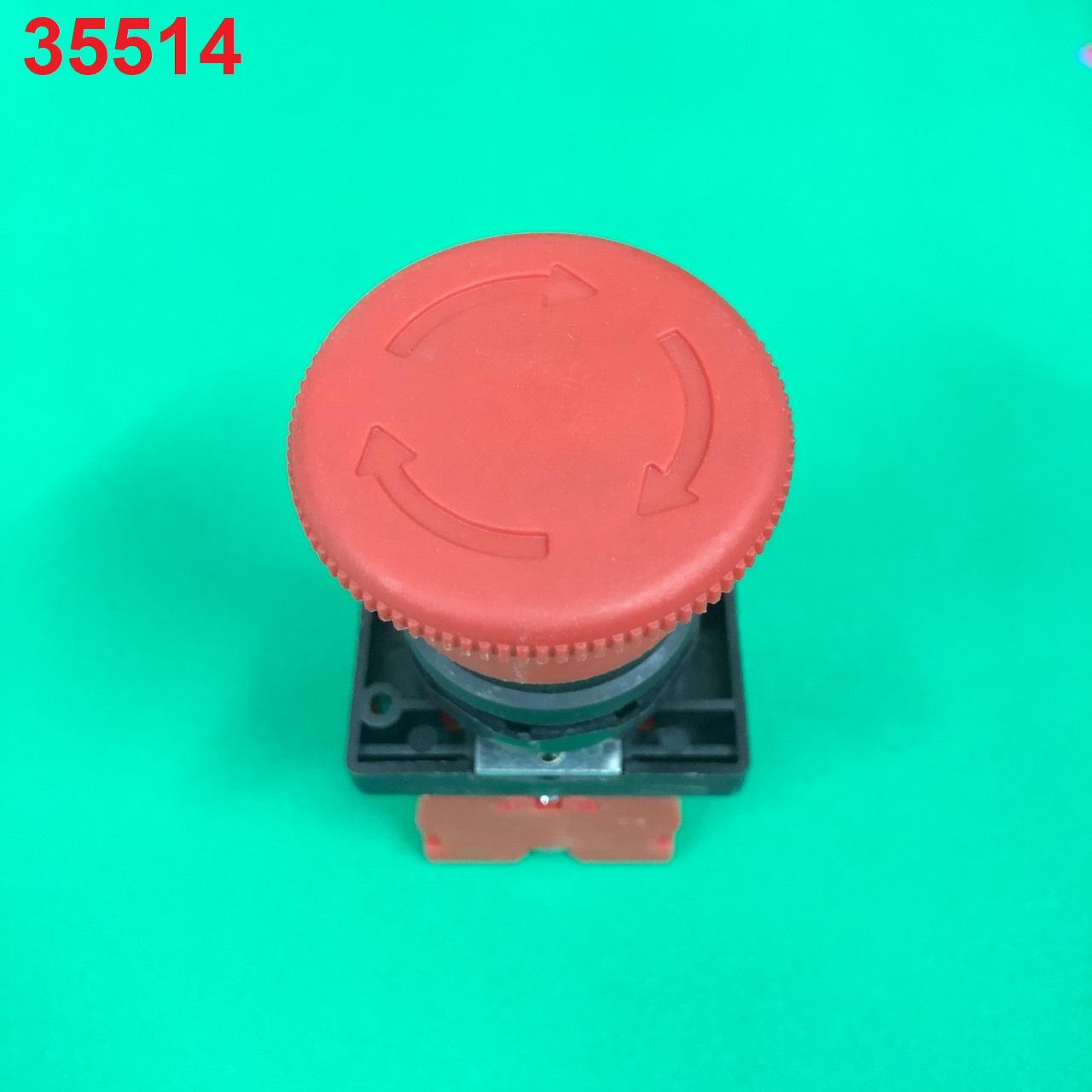 Nút nhấn khẩn cấp phi 22 PGE-4R12 Sungho