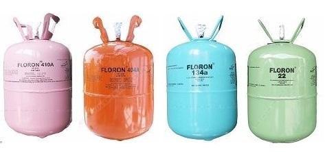 Gas lạnh Ấn Độ   R410A 11.3Kg FLORON