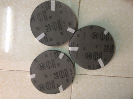 Giấy nhám tròn 250mm  P150 Fujistar