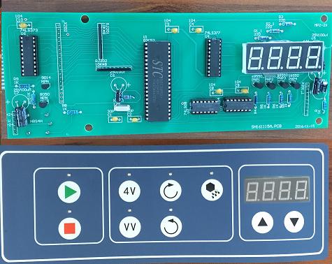 Bàn phím và bo mạch cho máy mài  JCV-YMPZ-1-Board SCTMC