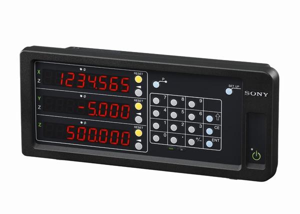 Bộ hiển thị cho thước đo quang  LH71A-3 Sony