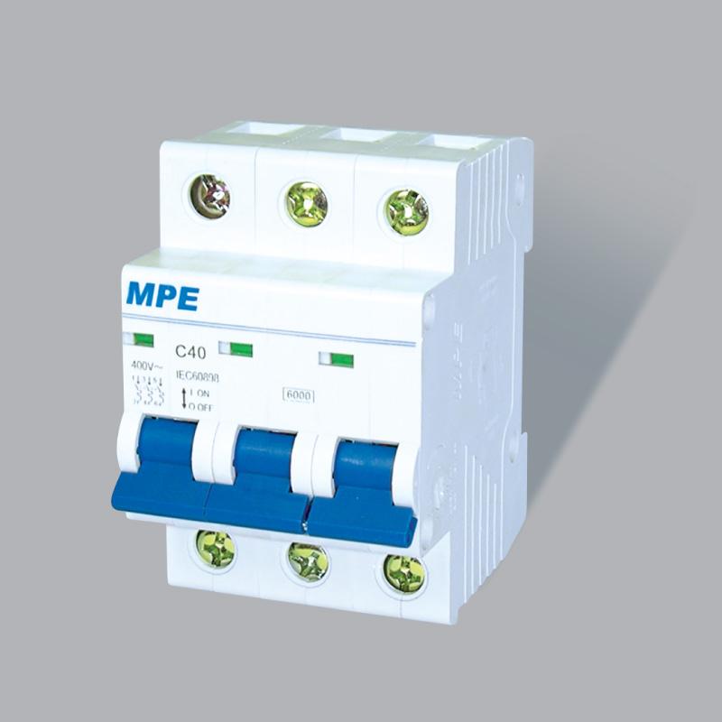 Cầu dao tự động  MP4-C363 MPE