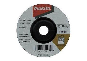 Đá mài inox 100 x 6 x 16mm   A-80852 Makita