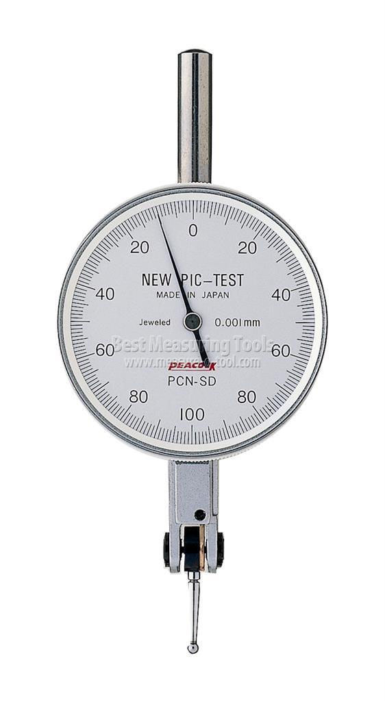 Đồng hồ so chân gập 0.2/0.001 mm  PCN-SD PEACOCK