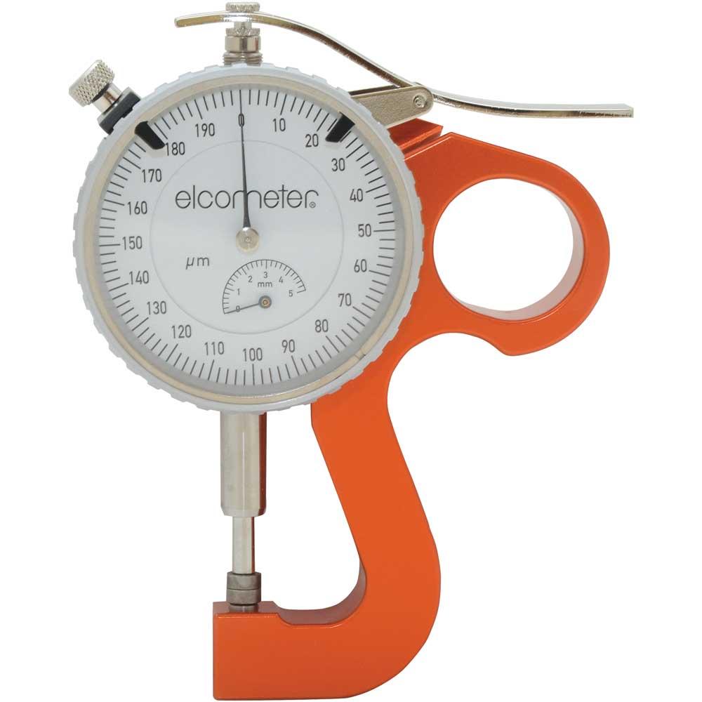 Đồng hồ đo độ dày hệ mét 0-5mm  E124-3M ELCOMETER
