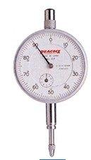 Đồng hồ so chân thẳng 10x0.01mm (mặt đồng hồ màu vàng) standard Dial Gauge 107 (yellow) PEACOCK