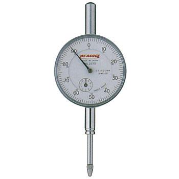 Đồng hồ so chân thẳng 20x0.01mm standard dial gauge 207S-SWA PEACOCK