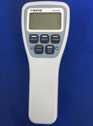 Nhiệt kế điện tử -50.0 - 300.0°C   SK-270WP SATO