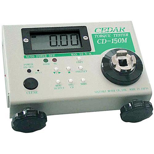 Thiết bị kiểm tra lực momen xoắn 15 - 1500  N-cm torque Tester CD-150M Cedar