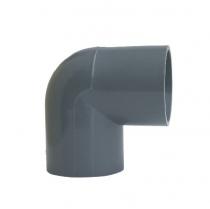 Co 90 độ phi 75mm dày  TGCN-18602 Nhựa Bình Minh