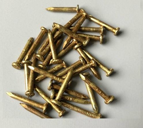 1kg Đinh thép vàng 4F (40mm)  TGCN-31507 SANKY