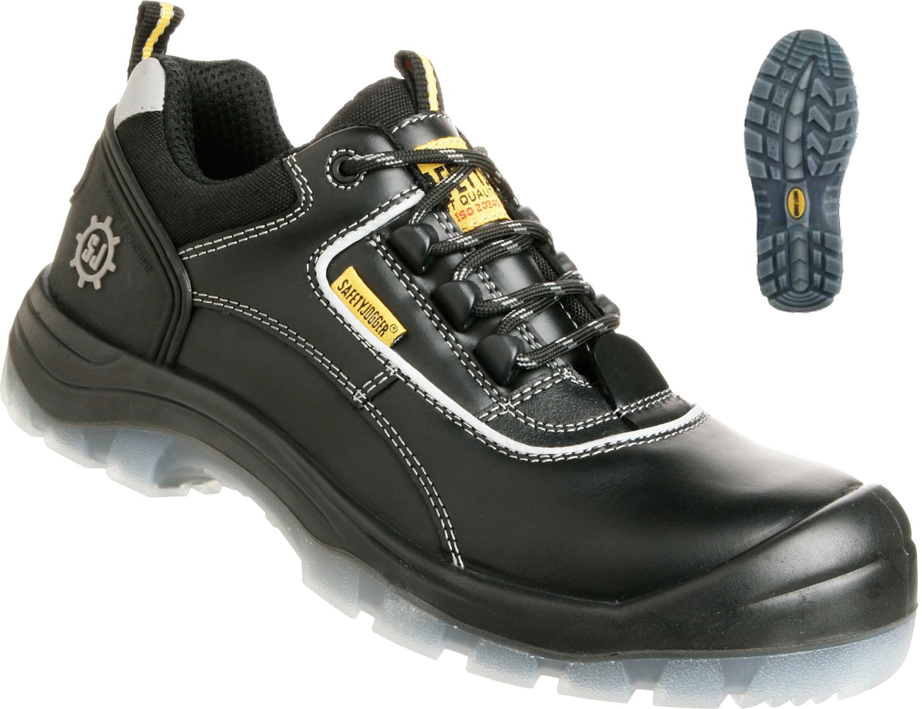 Giày da bảo hộ  Nova S3  Safety Jogger