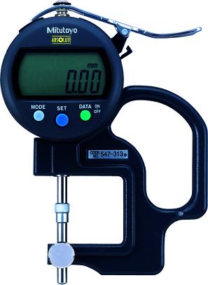 Đồng hồ đo độ dày điện tử  547-313 MITUTOYO