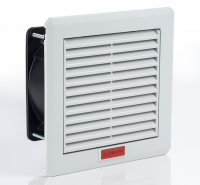 Quạt hút tủ điện kèm lọc bụi110/140W PTF5000 Plastim