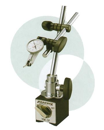 Chân đế cho đồng hồ so 80kgs  YM-1F PEACOCK