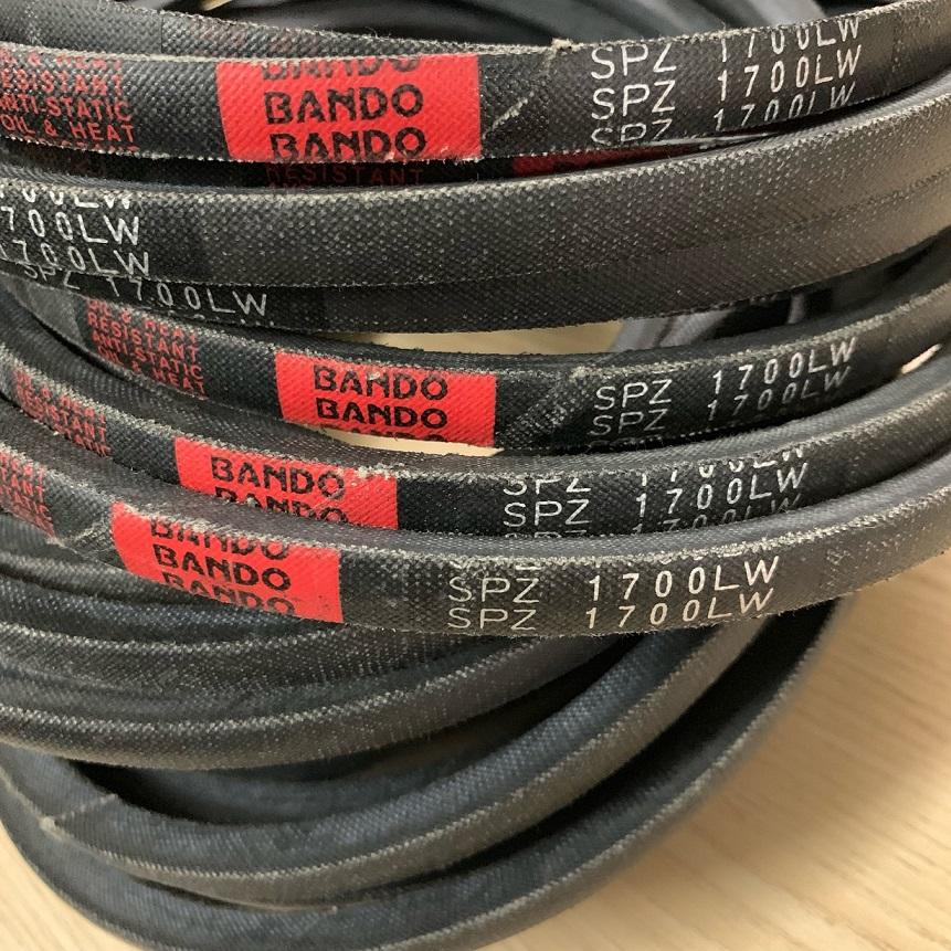 Dây Curoa, dây đai   rơle 14 chân, 24VDC SPZ 1700 Bando