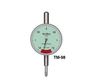 Đồng hồ so chân thẳng 0-3.2 mm  TM-98 Teclock