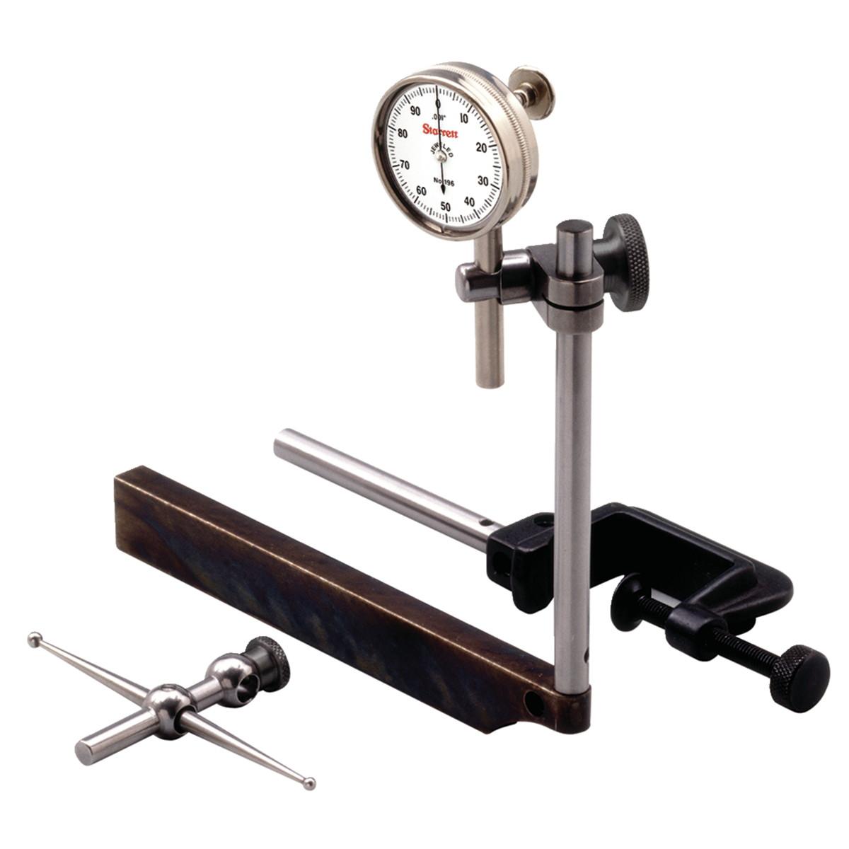 Đồng hồ so có dải đo 0~200 inch  196A1Z Starrett