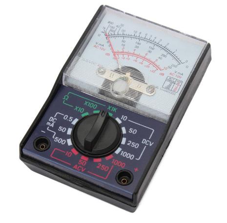 Đồng hồ vạn năng 500V/10A/2 Mohm  MF-110A China
