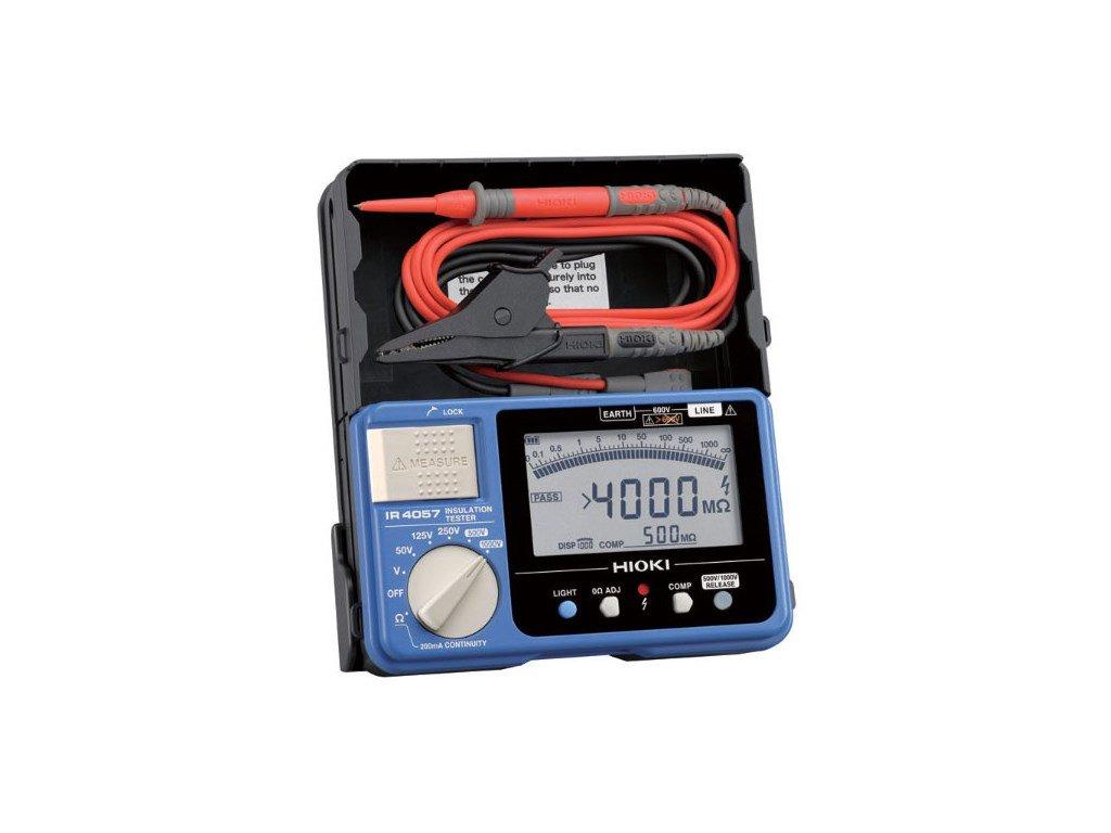 Máy đo điện trở cách điện 100MΩ - 4000MΩ  IR4058-20 HIOKI