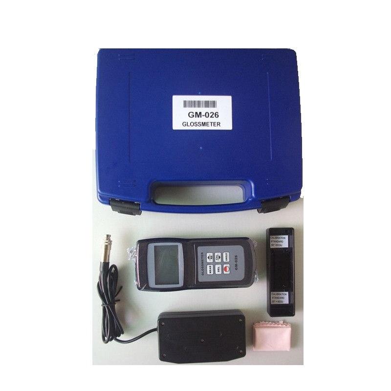 Máy đo độ bóng của sơn từ hai góc độ   GM-026 TotalMeter