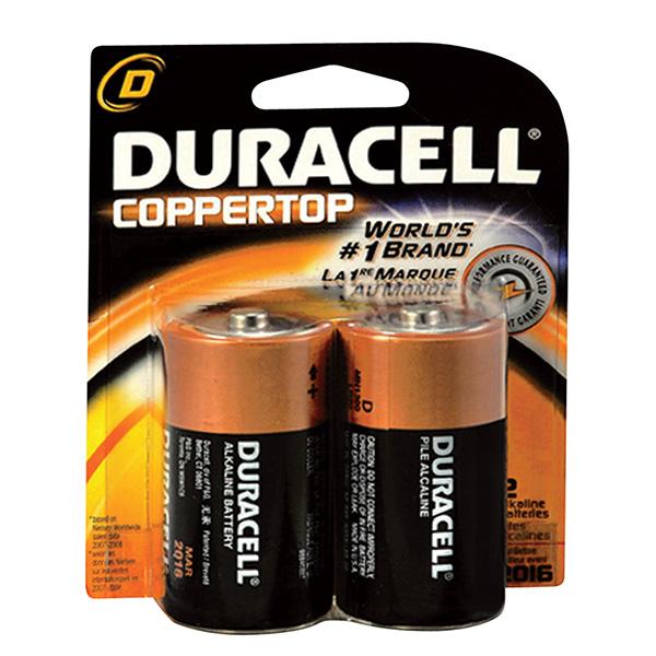 Pin đại 1.5V  Duracell D MN1300/B2 DURACELL
