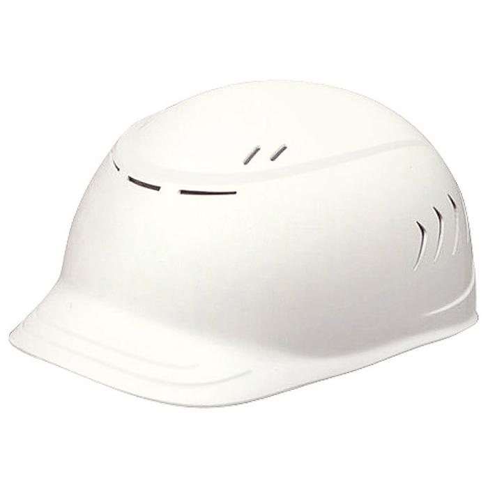 Mũ bảo hộ lao động màu trắng  SCL-200A white Midori