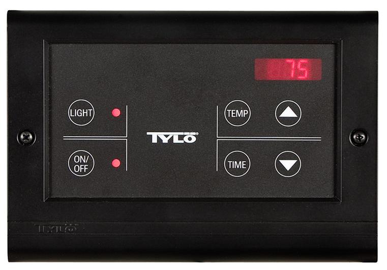 Bảng điều khiển máy xông hơi   CC50 TYLO