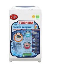 Máy giặt cửa trên 7 kg  AW-A800SV WB TOSHIBA