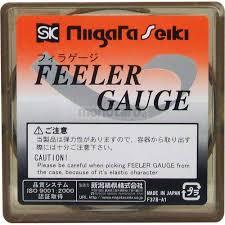 Miếng chêm căn lá bằng thép carbon 0.12mm  FG-12-1 SK