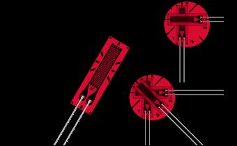 Thiết bị đo độ căng lá bằng hợp kim CuNi  KFGS-1N-120-C1-11 L3M3R KYOWA