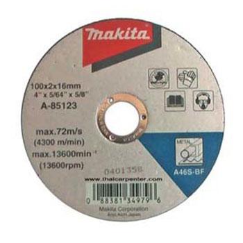 Đá cắt 100x2x16mm  A-85123 Makita
