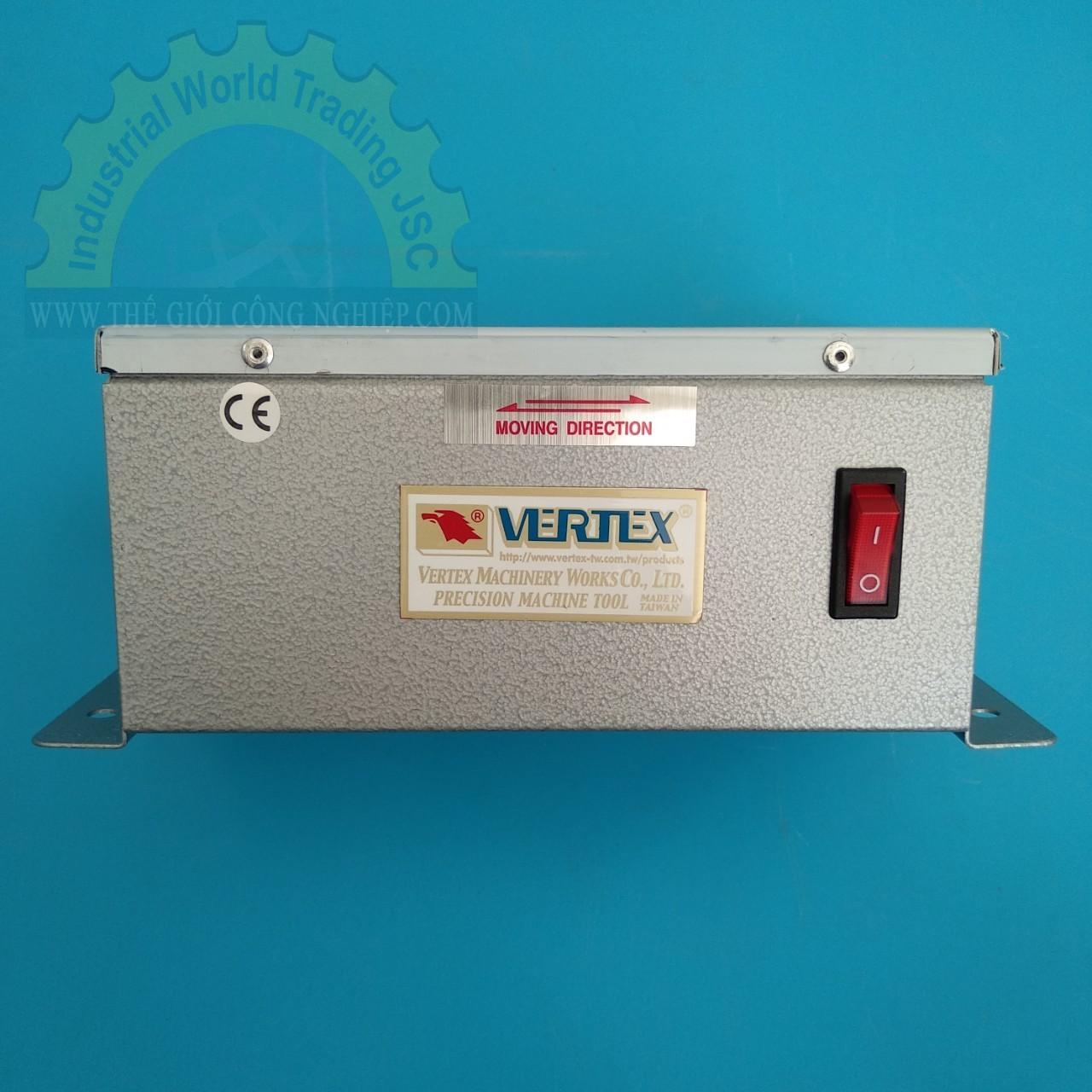 Máy khử từ (160 × 110 × 100) mm  VDM-8 Vertex